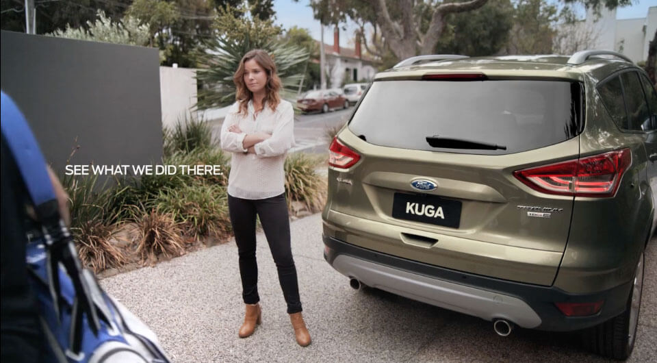 Ford - Kuga Says No
