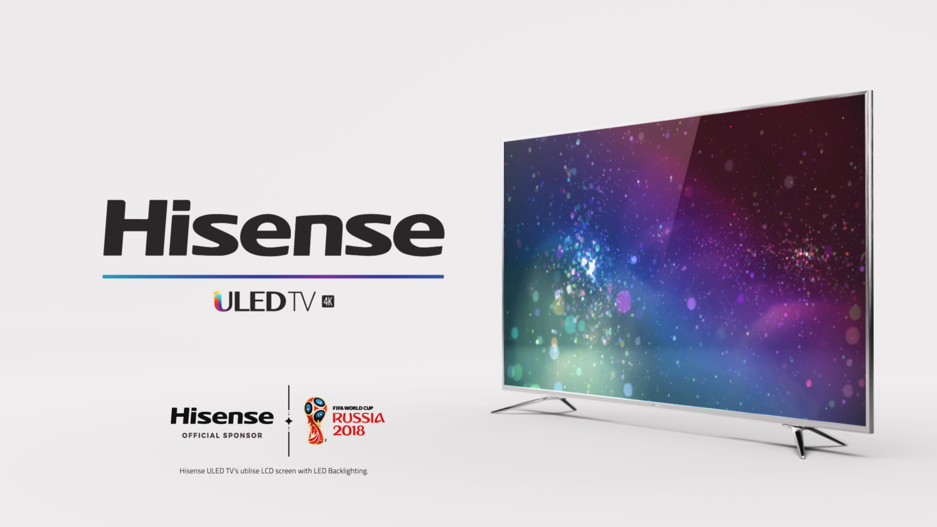 Hisense Come to Your Senses